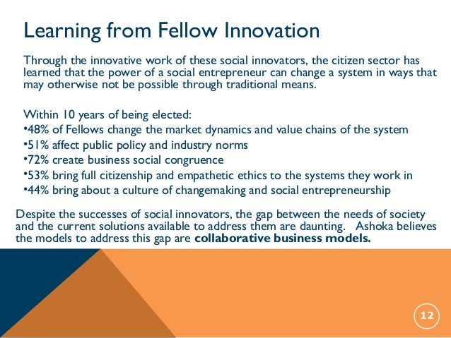 Social Entrepreneurship and its Importance for Successful