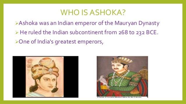 history of ashoka the great
