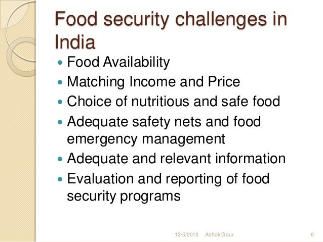 food security bill in india The lok sabha on monday night passed the ambitious national food security bill, 2013 that seeks to provide highly subsidised food grains to nearly 70 per cent of the population of the country .