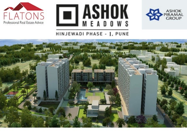 About Ashok Meadows:- Located in Phase - I of Hinjewadi, close to the core IT hub, Ashok Meadows cuts down travel time to ...