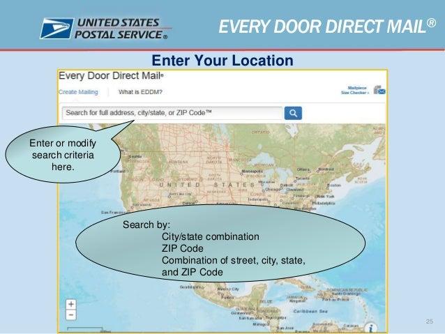 Zip Code Of United State America on