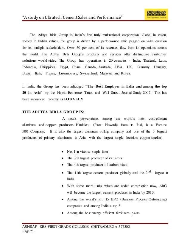 case study aditya birla group global vision indian values Birla 1 unknown global indian aditya birla group: global vision – indian values case study aditya birla group is an indian multinational.