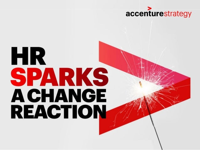Copyright © 2017 Accenture. All rights reserved. 2 Organizations today must continuously react to market forces, change co...