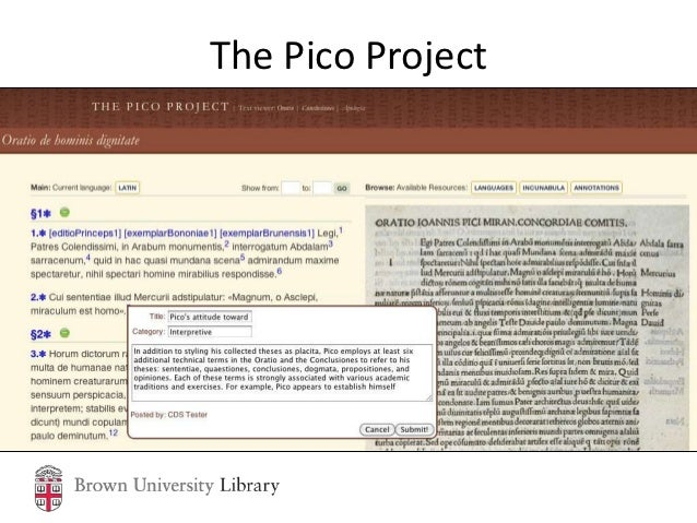 The Pico Project