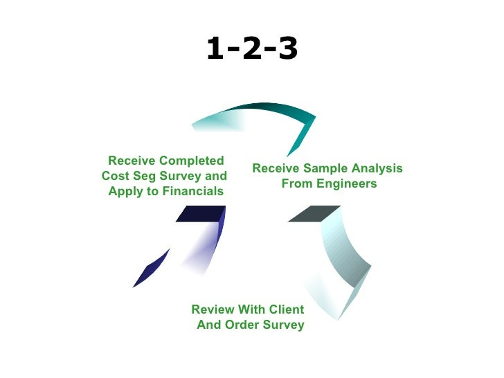 Cost Segregation Services & Analysis | Engineering-Based ...