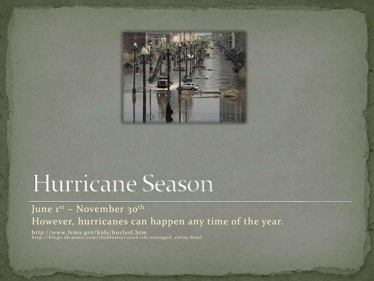 Science, Weather:Hurricanes Slide 2