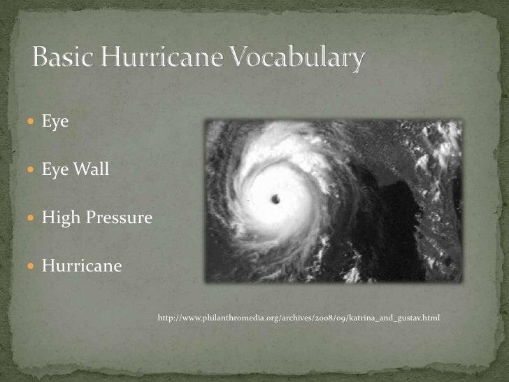 Science, Weather:Hurricanes Slide 3