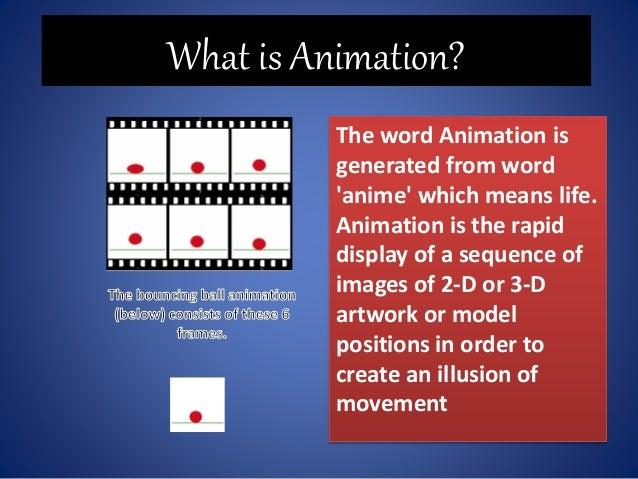 animation on ppt