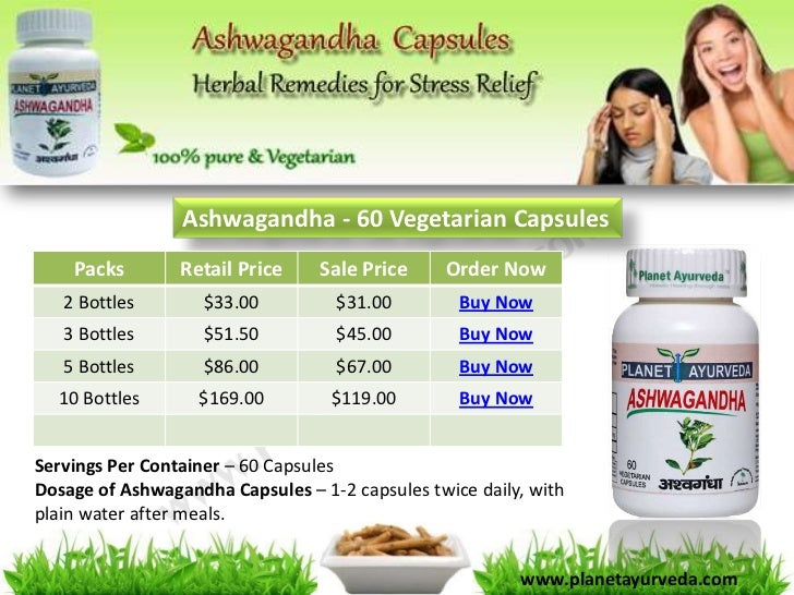 Ashwagandha Benefits, Uses, Dosage and Possible Side ...