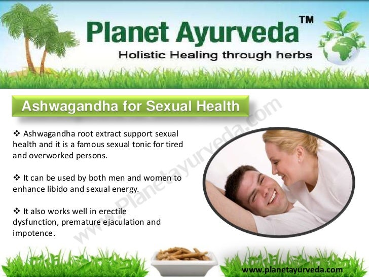 Ashwagandha What Is It Good For