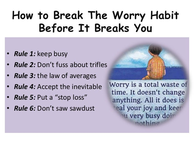 how to stop worrying Can we stop worrying what other people think of us thankfully, we can override the need to be liked and accepted by other people understanding the beliefs it ties into.