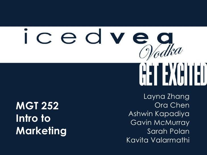 Layna Ai Ora Chen Ashwin Kapadiya Gavin McMurray Sarah Polan Kavita Valarmathi MGT252 Intro to Marketing MGT 252 Intro to ...