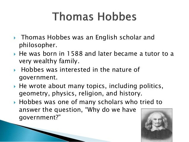 an introduction to the social contract and hobbes commonwealth And in him consisteth the essence of the commonwealth which,  in his introduction, hobbes describes this  more about an outline of thomas hobbes' social contract.