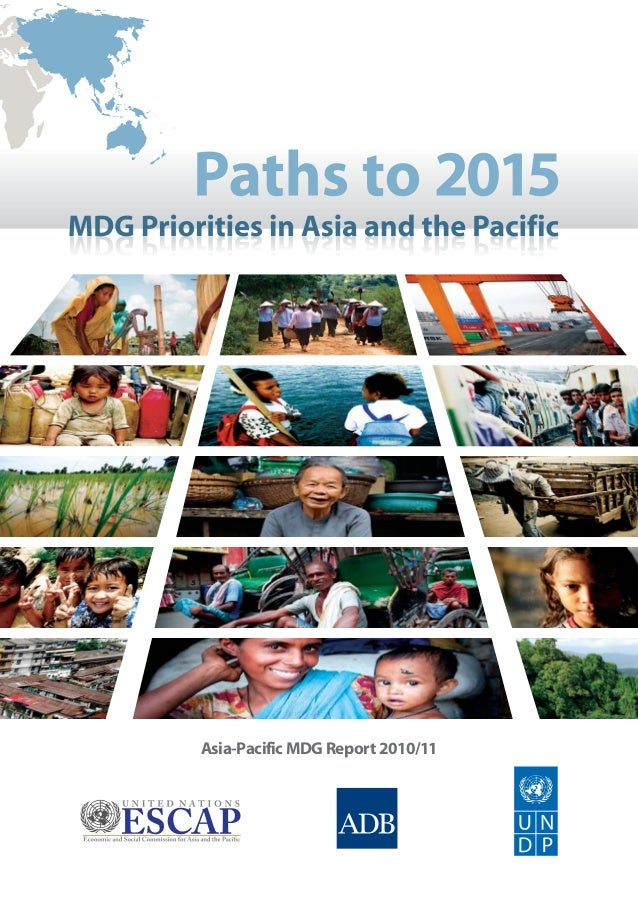 Asia-Pacific MDG Report 2010/11