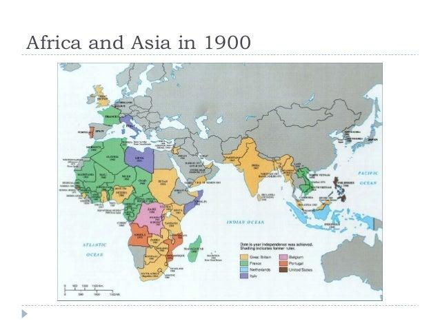 Asia africa20th Slide 2