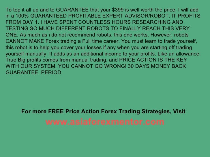 Asia forex mentor course review