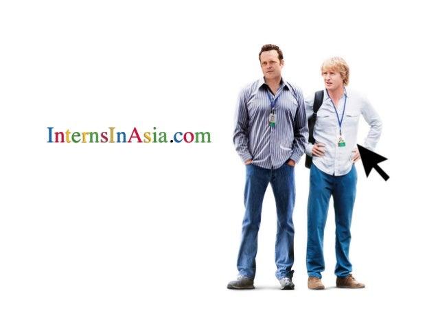 InternsInAsia.com