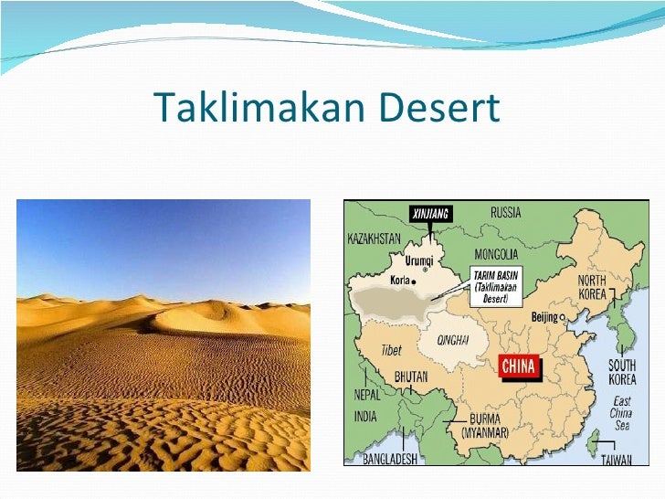 Taklamakan Desert Map Location Related Keywords Suggestions