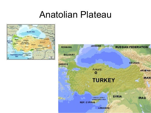 Anatolian Plateau Map Pictures to Pin on Pinterest - PinsDaddy