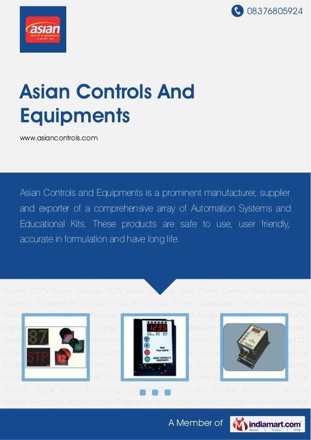 08376805924A Member ofAsian Controls AndEquipmentswww.asiancontrols.comDigital Timers Countdown Timer Astronomical Timer M...