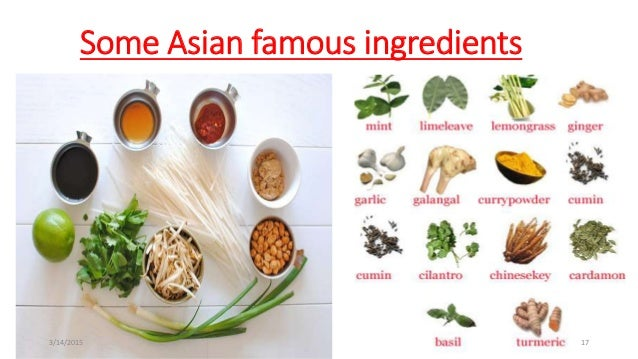 Asian cuisine for Asian cuisine ingredients