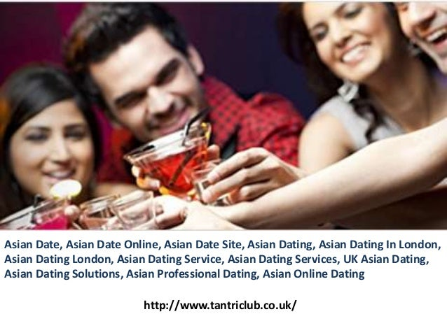 Asian singles dating events
