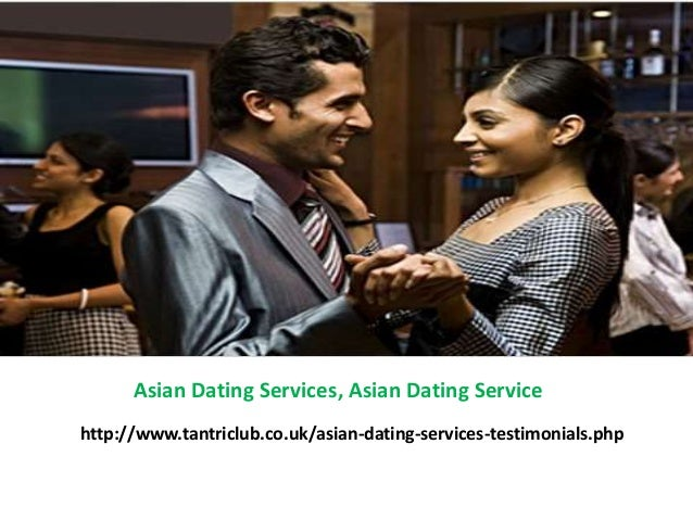 Asian professional dating service