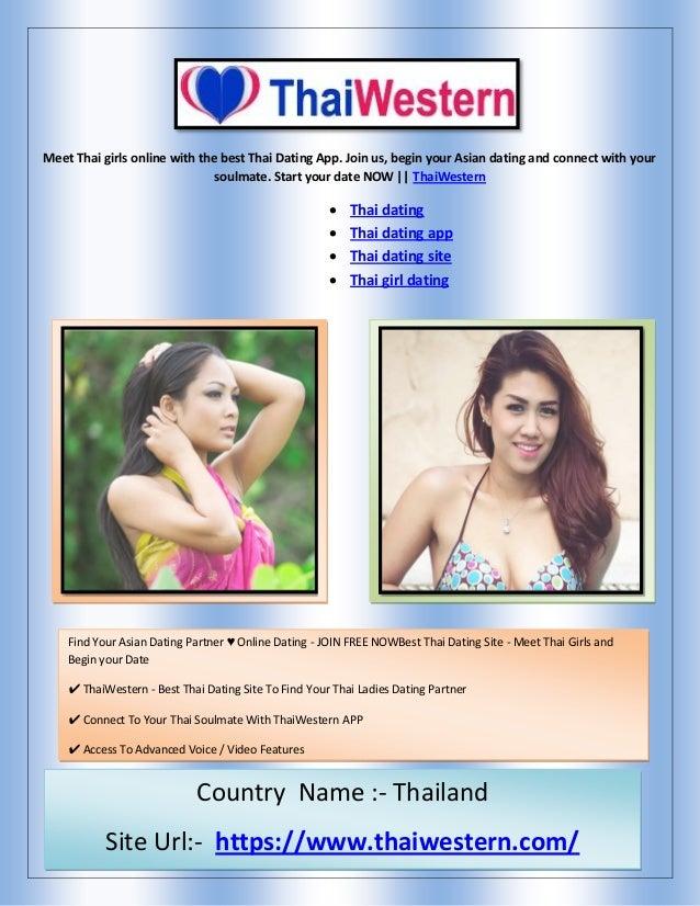 Best thai dating websites