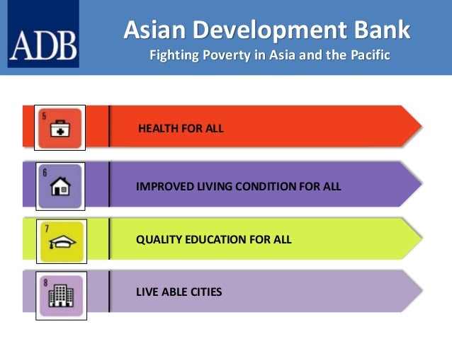 the asian development bank adb Idi has assisted a group of village chiefs in samoa to file a complaint to the  accountability mechanism of the asian development bank (adb), objecting to a.