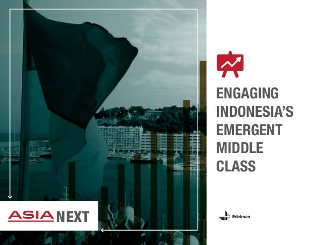 ENGAGING            INDONESIA'S            EMERGENT            MIDDLE            CLASSASIA NEXT