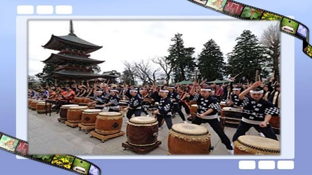 A good example of a professional taiko drumming troupe is the Kodo. The name Kodo conveys two meaning: Heartbeat the pr...