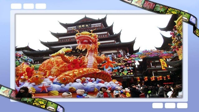 Chinese Spring: New Year Festival
