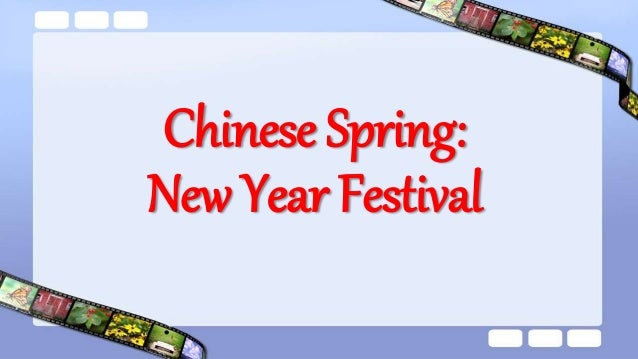 """Chinese New Year is the longest and the most important festivity in the Chinese calendar. Chinese New Year is known as """"..."""