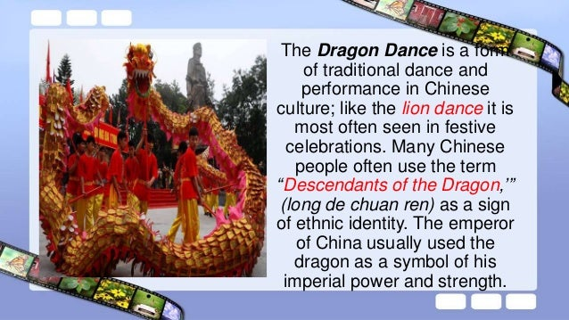 The Dragon dance is a highlight of Chinese New Year celebrations. The dragon symbolizes power, strength, and good luck. Th...