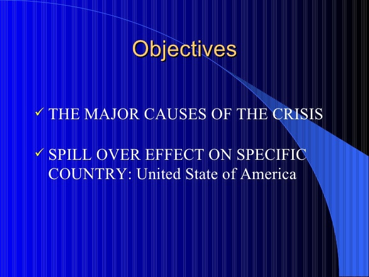 an overview of the asian financial crisis of 1997 The asian financial crisis and asean's concept of security the asian financial crisis (1997-1998) led the association of southeast asian nations part i and part ii a macroeconomic overview, nber working paper series #6833.