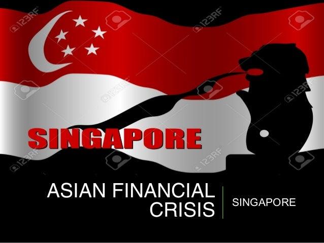 Singapore in asian crisis