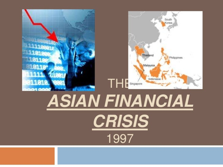 Asian financial crsis