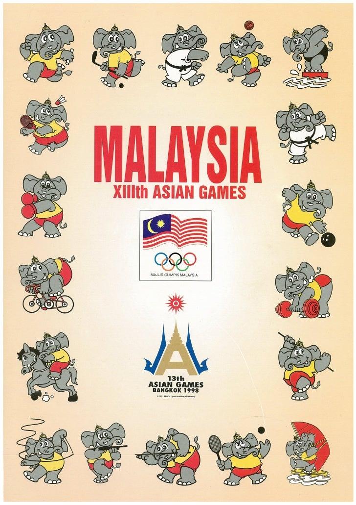 Asian Games Bangkok 1998
