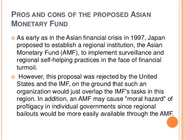 Asian monetary fund