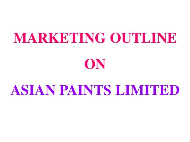 Asian Paints Ltd. Company History and Annual Growth Details