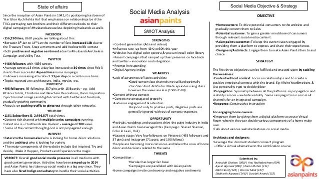 pestle analysis for asian paints Pestle analysis, which is sometimes referred as pest analysis, is a concept in marketing principles moreover, this concept is used as a tool by companies to track the environment they're operating in or are planning to launch a new project/product/service etc.