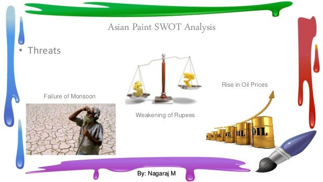 swot analysis of berger paint Berger paints jamaica limited (berger jamaica), subsidiary of berger paints is a chemical company that manufactures and distributes decorative paints the company offers products that include protective coatings, architectural, wood finishes and marine paints.