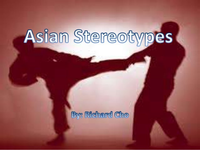 asian stereotypes 2 essay
