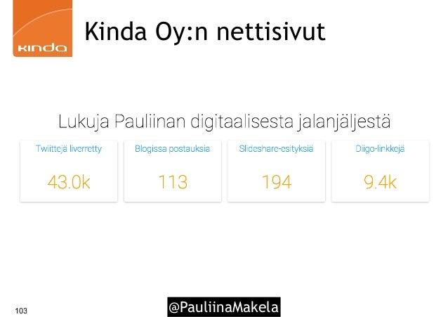 @PauliinaMakela103 Kinda Oy:n nettisivut