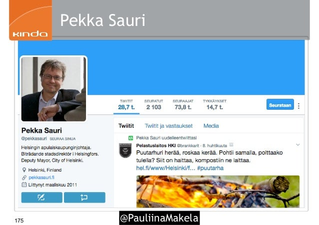 @PauliinaMakela175 Pekka Sauri