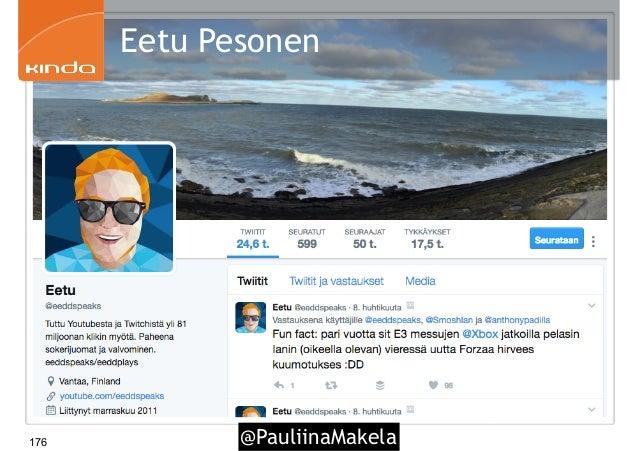 @PauliinaMakela176 Eetu Pesonen