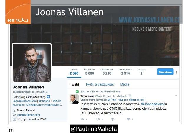 @PauliinaMakela191 Joonas Villanen