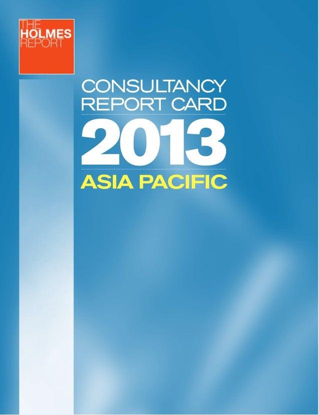 2013 ASIA PACIFIC