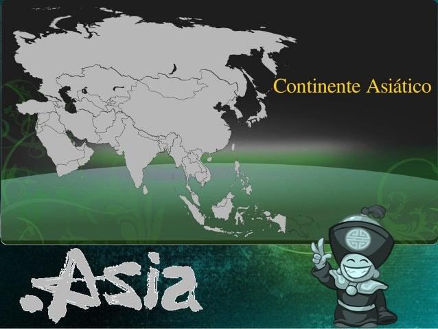 • La población asiática es de diferentes características como los de piel amarilla blanquecina y de ojos oblicuos, que com...