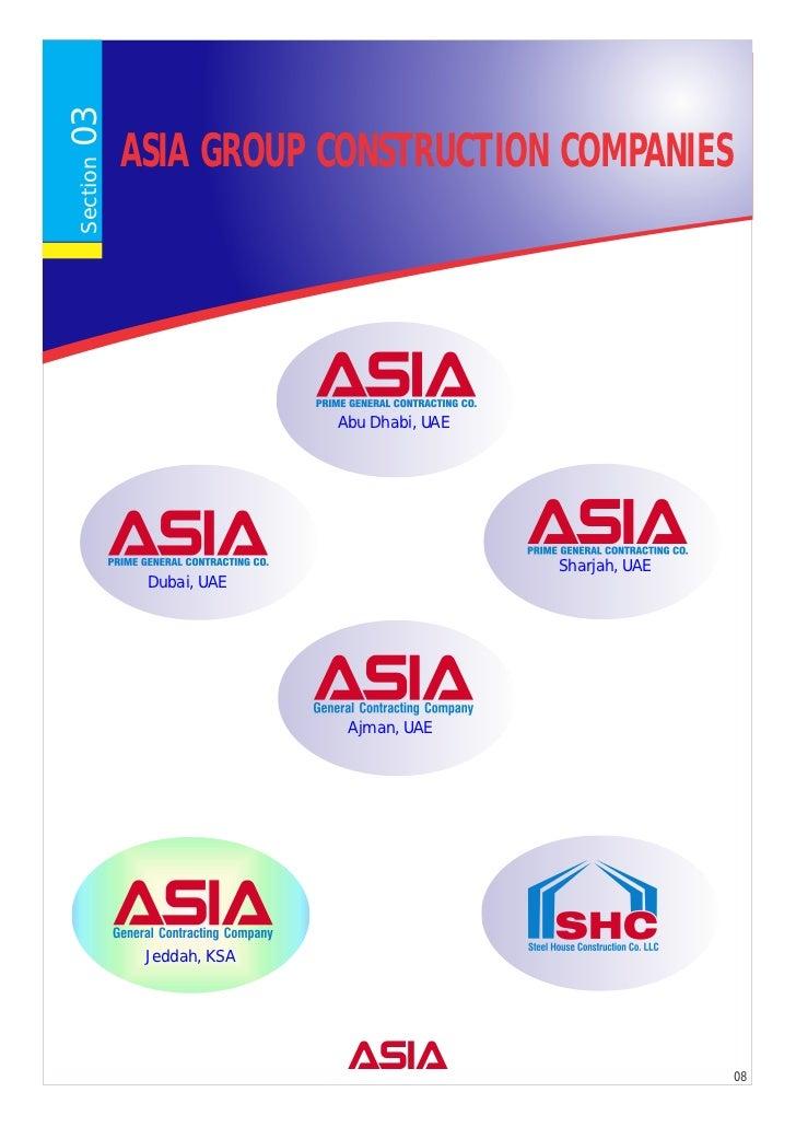 Asia prime company profile